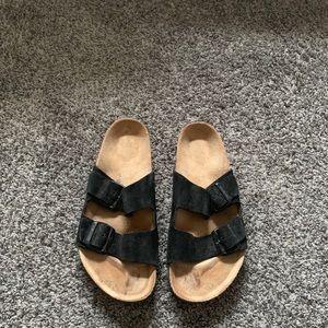 Birkenstock Sandals Women's Size 8 (39) Suede